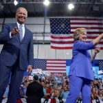 Clinton Polling — Biden Is Still Underperforming Hillary